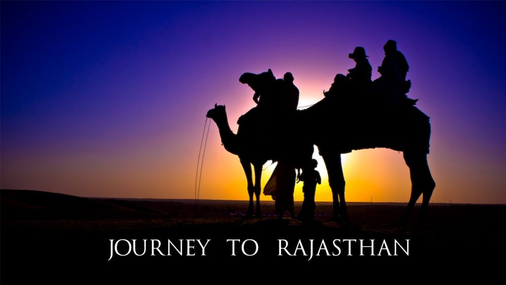 Journey to Rajasthan