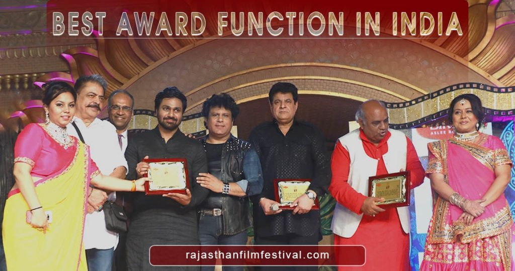 Best Award Function in India