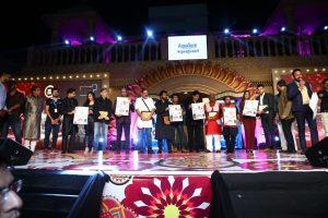 Award Function in Jaipur