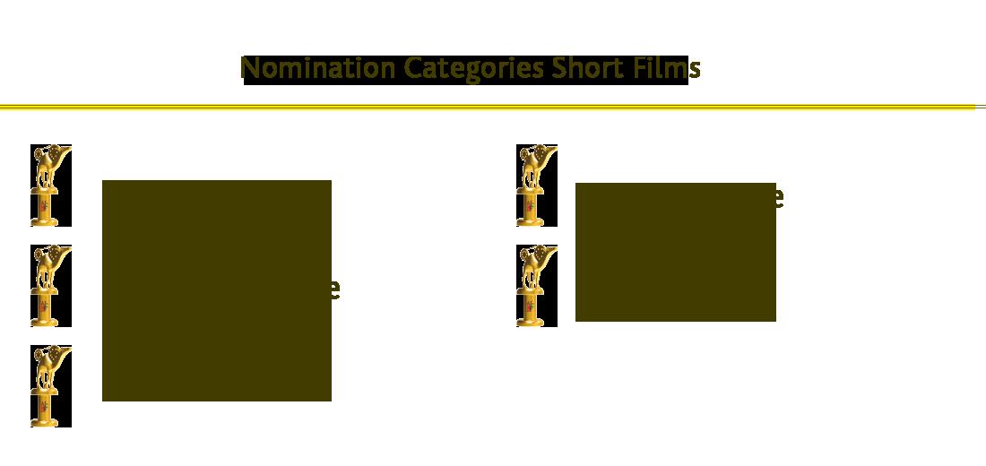 Short Film Catory